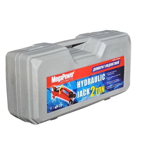 Домкрат гидравлический подкатной Megapower M-83002 - фото 10