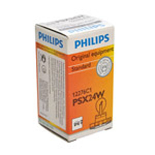 Автолампа PSX24W (PG20/7) HALOGEN 12V PHILIPS