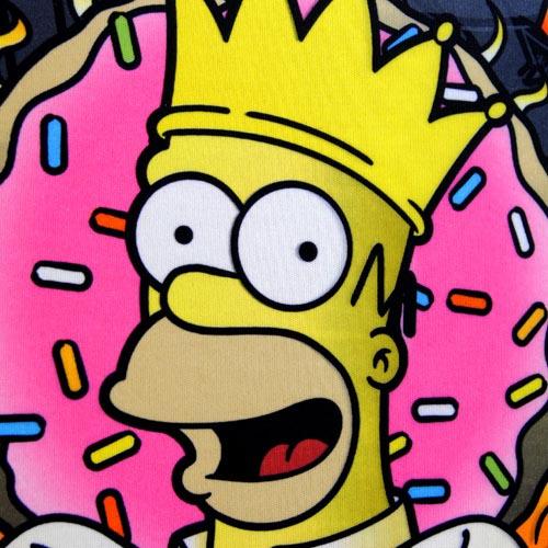 Накидка на сиденье The Simpsons SP-10304 Donut King - фото 3